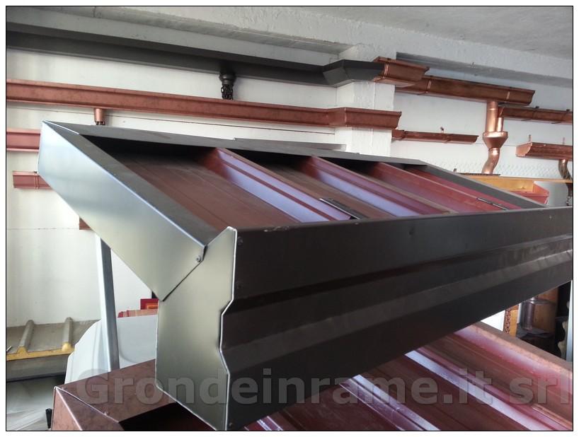 Grondaie per termopannelli - Pulizia interna termosifoni alluminio ...